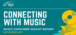 IFPI releases 2017 music consumer insight report